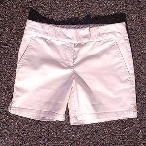 Ann Taylor LOFT Riviera shorts size 00